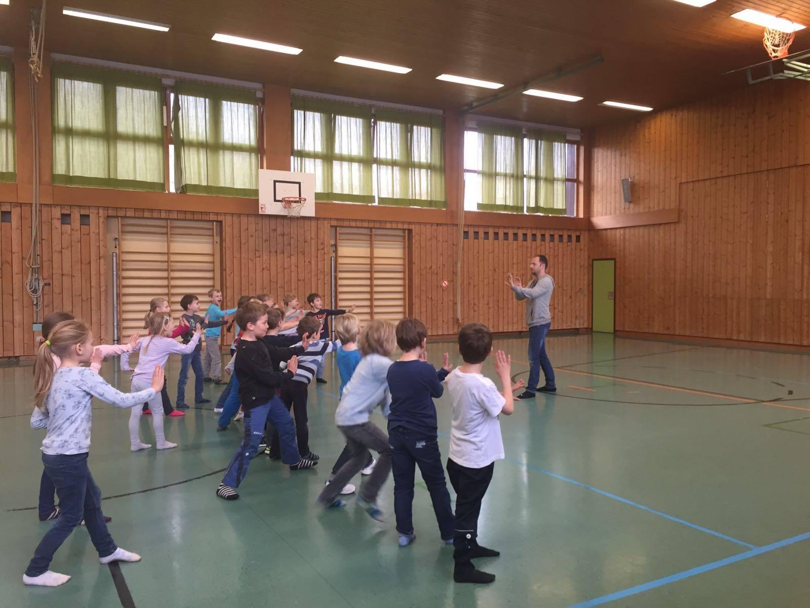 Grundschule Teisendorf Selbstbehauptung